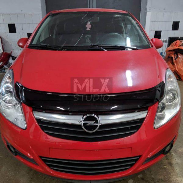 Новая жизнь! Opel Corsa D (2008 г.в.)