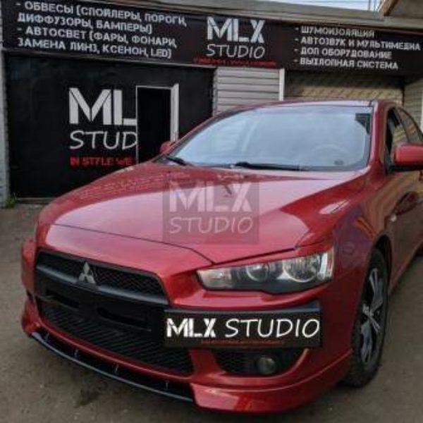 Тюнинг-комплект передней части Mitsubishi Lancer X