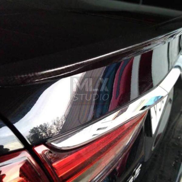 Лип-спойлер на Mazda 6 (2015 г.в.)