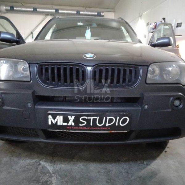 AUX на BMW X3 (E 83)