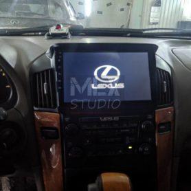 ГУ на Android Lexus RX300