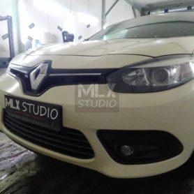 Led-освещение Renault Fluence