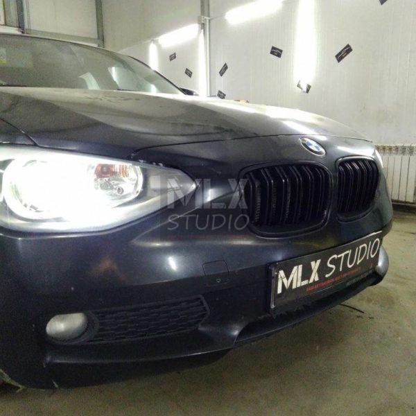BMW 118i (2013 г.в.). Шумоизоляция.