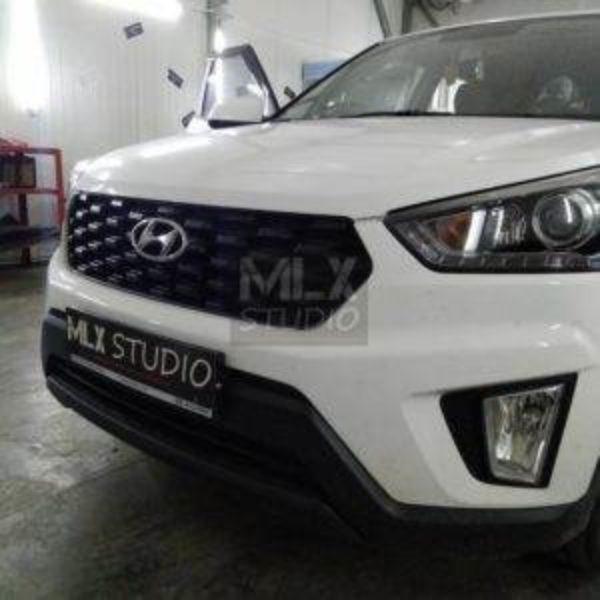 Hyundai Creta (2021 г.в.). Магнитола на Android