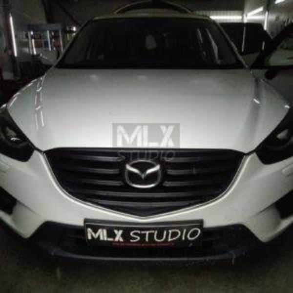 Mazda CX-5 (2015 г.в.). Парктроники