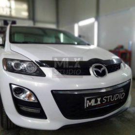 Mazda. Покраска суппортов